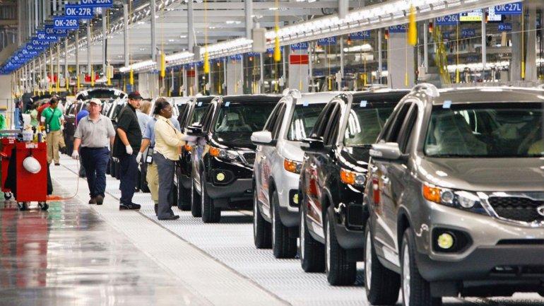 La industria automotriz brasileña produjo2,4 millones de unidades en 2015