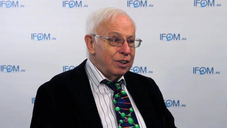 Tomas Lindahl, premio Nobel de Química 2015