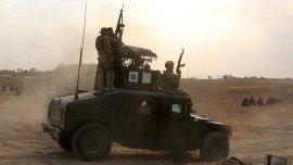 Los kurdos fueron atacados por ISIS con gas mostaza