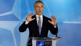 JensStoltenberg, secretario general de la OTAN
