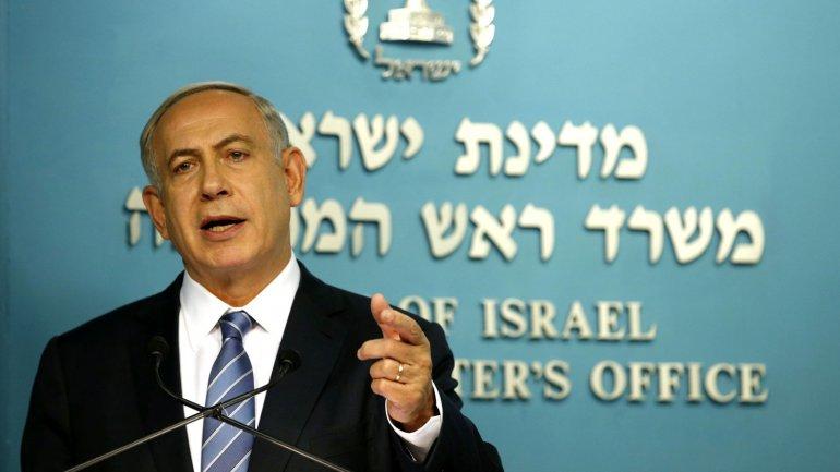 Benjamin Netanyahu advirtió a Hamas que empleará toda su fuerza ante posibles ataques terroristas