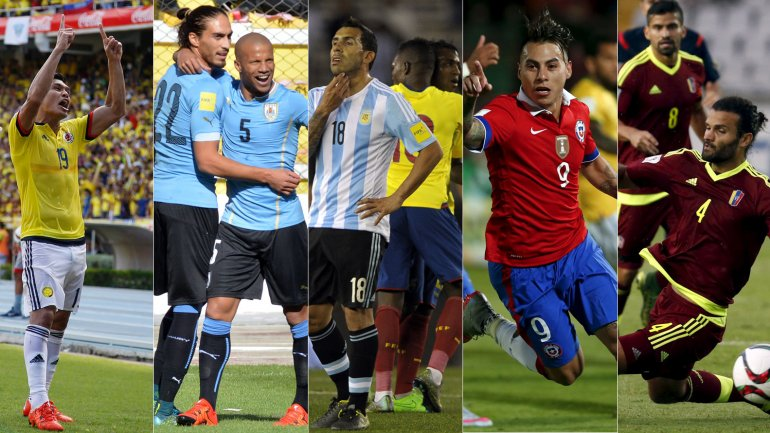 Este martes 17 de noviembre se disputa la cuarta fecha de las Eliminatorias Sudamericanas