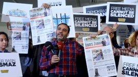 El periodista turco Kenes había anticipado su posible detención a raíz de las críticas a Erdogan