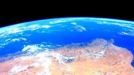La imagen de África desde la Estación Espacial Internacional