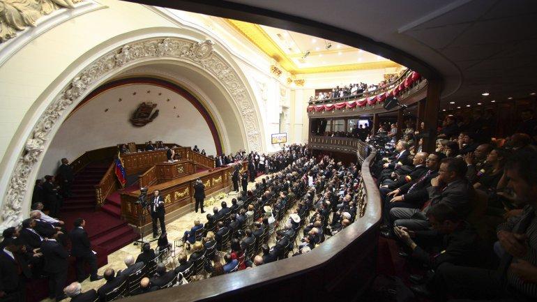 La oposición venezolana busca aprobar una ley de amnistía para los presos políticos