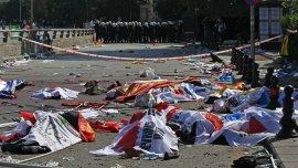 Al menos 95 muertos y 246 heridos en el brutal ataque en Turquía