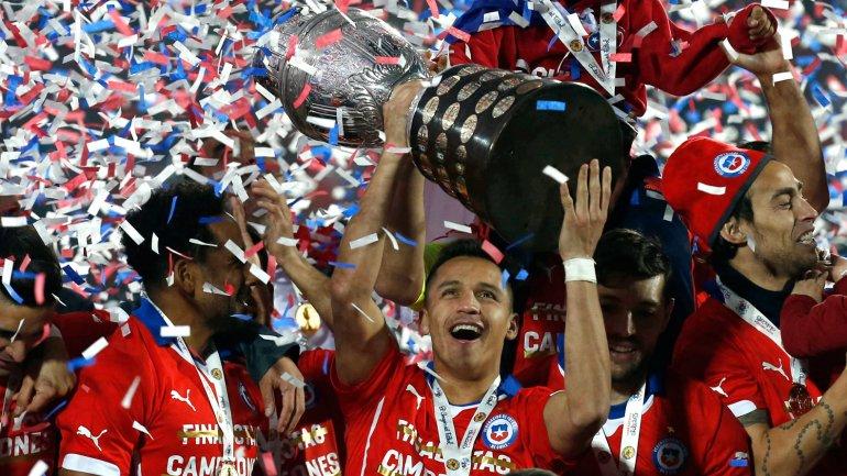 La obtención de la Copa América le posibilitó ingresar al podio del ranking FIFA