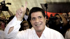 El presidente paraguayo pidió que la justicia se implacable con su tío, detenido por narcotráfico