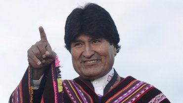 El presidente podrá hacer campaña permanente en la TV boliviana
