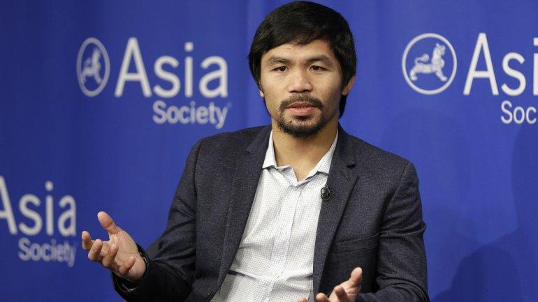 Manny Pacquiao criticó duramente a los homosexuales