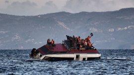 Al menos 22 muertos por dos nuevos naufragios en el Mar Egeo