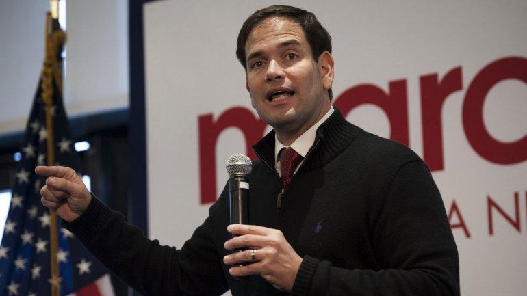 Marco Rubio consiguió el apoyo de Paul Singer