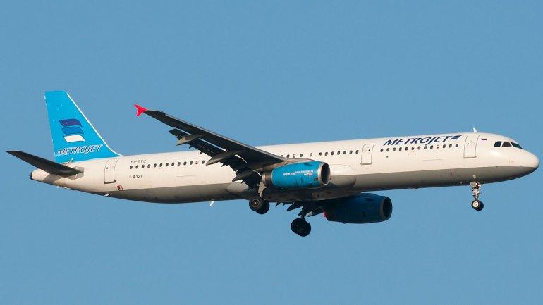 El avión ruso que se estrelló en Egipto con 224 personas a bordo