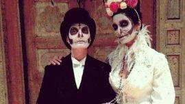 Susan Sarandon se vistió del novio de la muerte