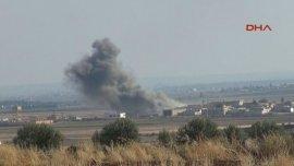El bombardeo turco sobre objetivos del Estado Islámico