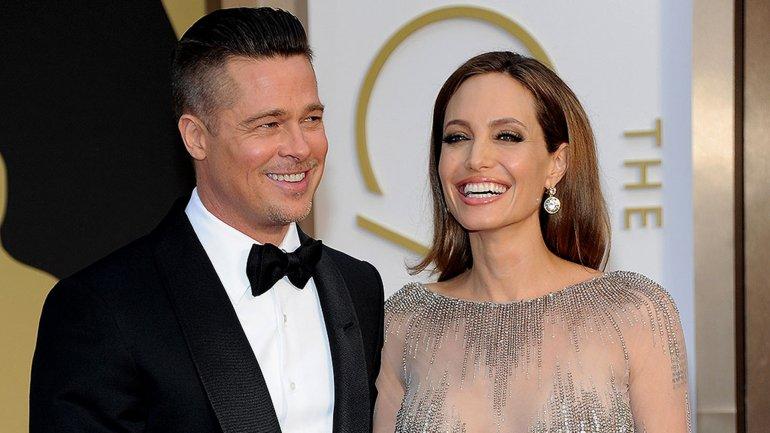 Brad Pitt y Angelina Jolie tienen seis hijos