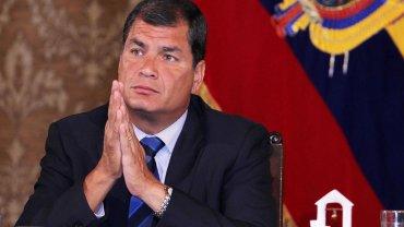 Rafael Correa jura que no volverá a postularse a presidente, pero hay muchas dudas