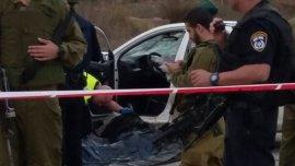 Tres israelíes, dos de gravedad, resultaron heridos en el ataque en Cisjordania