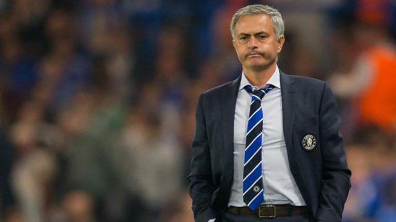 José Mourinho fue despedido del Chelsea