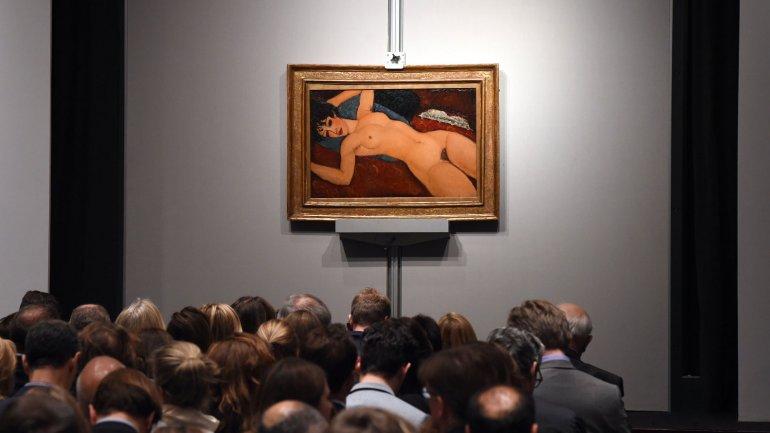 La 2da pintura más cara de la historia se vendió en 170m