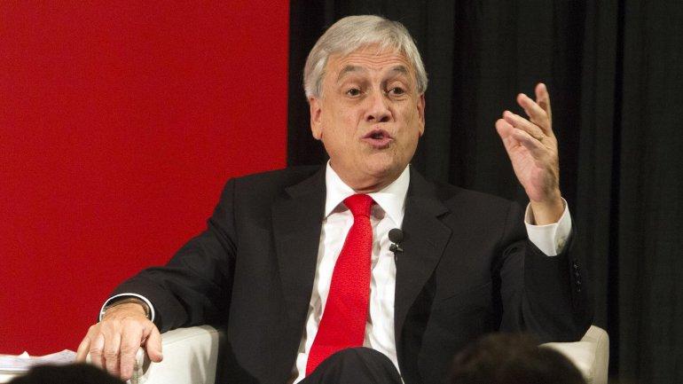 Sebastián Piñera, ex presidente chileno