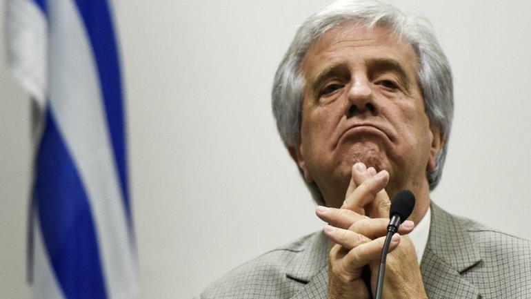 Tabaré Vázquez, presidente de Uruguay