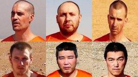 Las víctimas del yihadista John