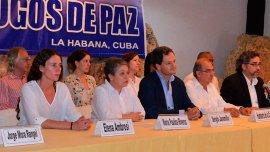 Empresarios viajaron a La Habana para reunirse con los negociadores de Colombia y las FARC
