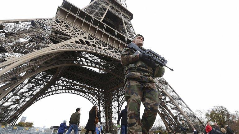 El 13 de noviembre de 2015 el Estado Islámico perpetró múltiples atentados en París