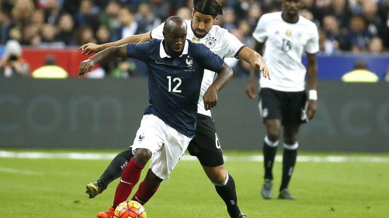 Lassana Diarra, el futbolista que perdió a su prima en uno de los atentados.