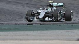 Rosberg dominó de principio a fin en Interlagos.