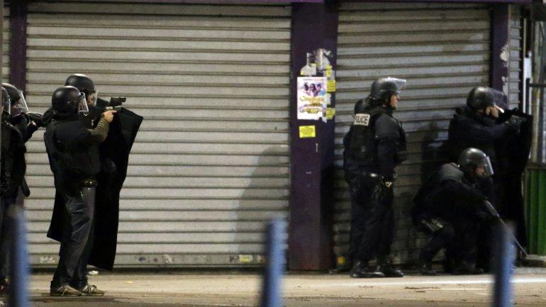 El blanco del en Saint Denis sería Abdelhamid Abaaoud, cerebro de los ataques en París