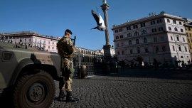 Italia reforzó su seguridad para prevenir posibles ataques terroristas