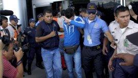 Los cinco sirios fueron detenidos en el aeropuerto de Honduras