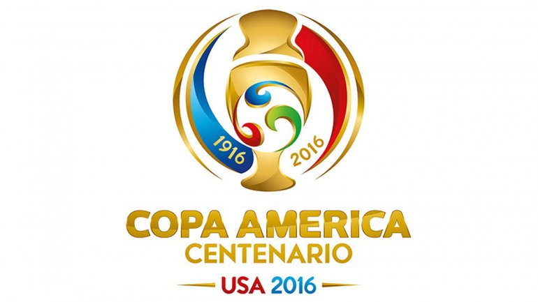Logo de la Copa América Centenario 2016