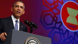 Barack Obama apuntó contra los terroristas y dijo que los esfuerzos para derrotarlos no cesarán