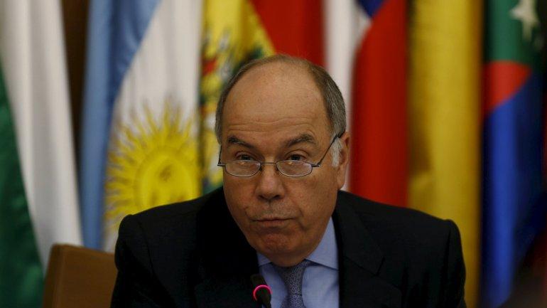 El canciller de Brasil le dio la bienvenida a Susana Malcorra, la elegida de Mauricio Macri