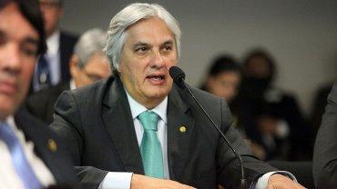 El senador Delcidio Amaral fue detenido en noviembre pasado por el caso de corrupción de Petrobras
