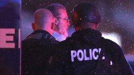 El sospechoso fue capturado por la Policía