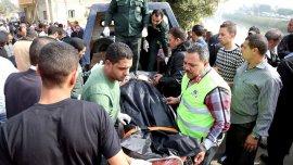 Mueren cuatro policías en ataque a puesto de control en Egipto
