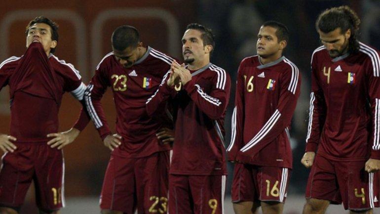 Laureano González, presidente de la Federación Venezolana de Fútbol, aseguró que bajarán las condiciones para la selección