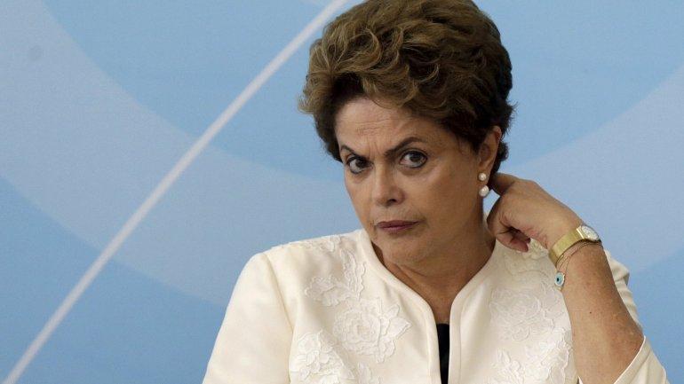 Dilma Rousseff presidente de Brasil