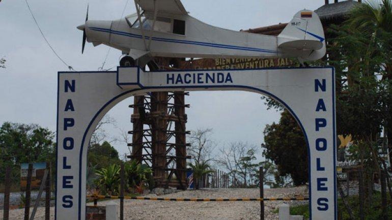 La Hacienda Nápoles de Pablo Escobar