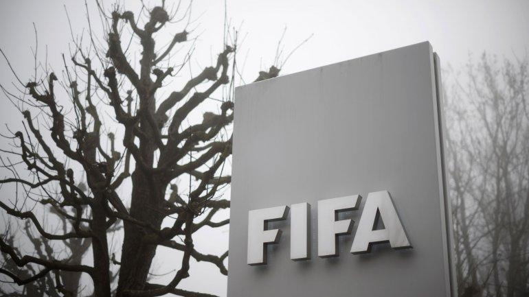 Sede central de la FIFA en Zúrich, Suiza