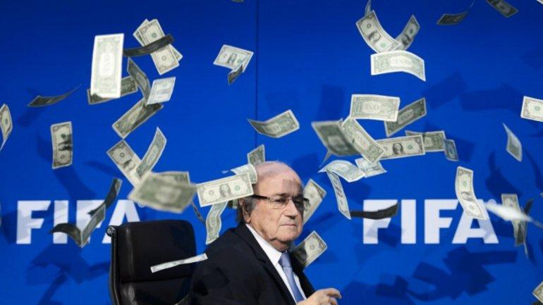 Joseph Blatter terminó su mandato el 26 de febrero, cuando Gianni Infantino fue elegido como su sucesor