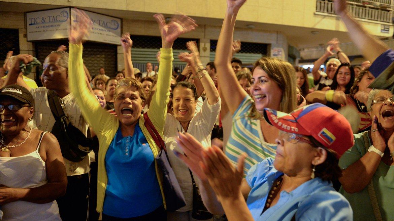 venezuela centro votacion: