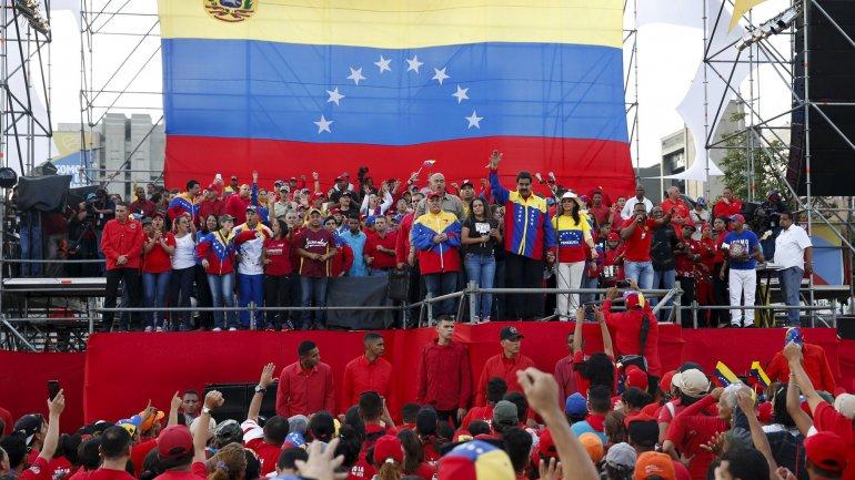 Nicolás Maduro, en la mira de las cúpulas del chavismo, según Marea Socialista