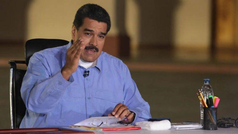 Nicolás Maduro prometió ir con todo a la Cumbre de la Celac