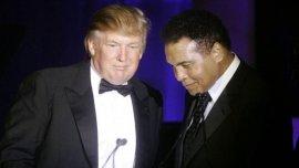 Donald Trump y Muhammad Ali