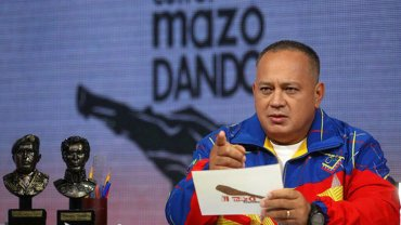 Diosdado Cabello intentó quedarse con el ministerio de Defensa, pero no tuvo éxito